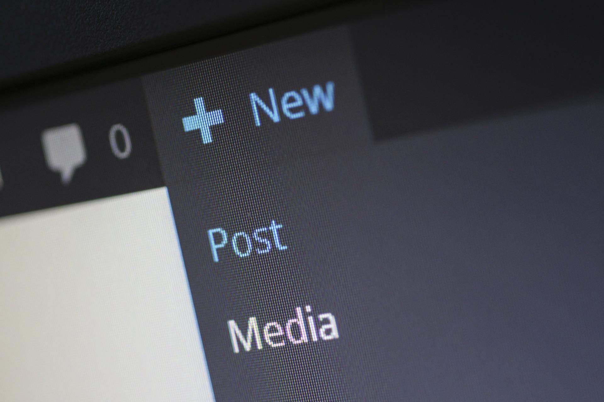 Und jetzt will ich einen WordPress-Blog!