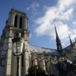 Notre-Dame-de-Paris im Frühsommer ist einfach immer schön.
