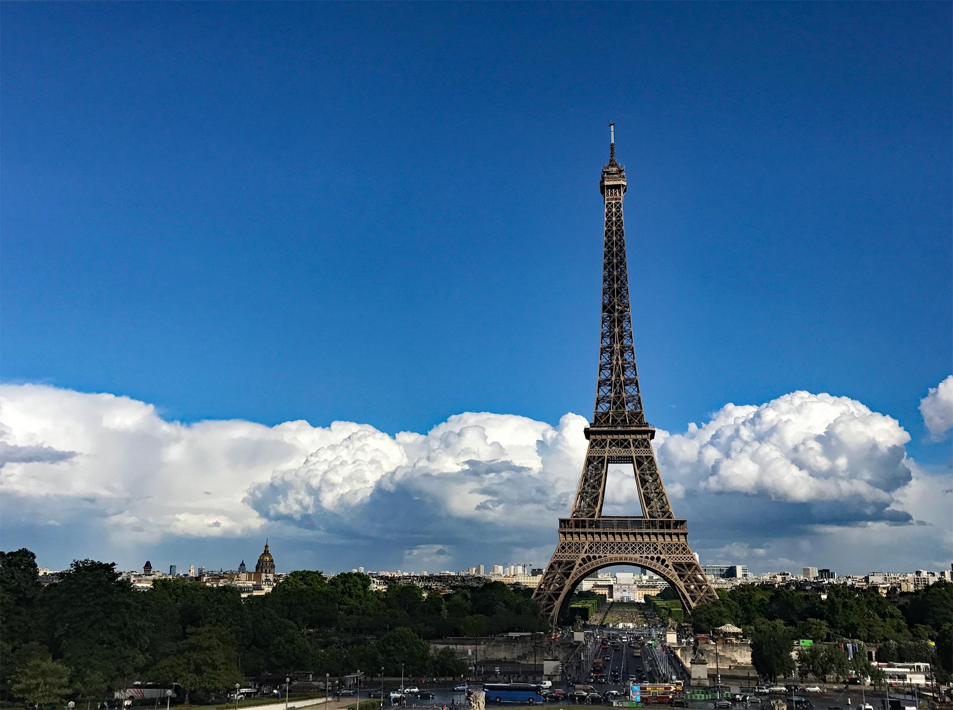 Darf man heute noch (nach Paris) verreisen und auf den Terror pfeifen?