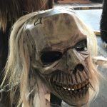 Der Tod - Eine Brauchtumsfigur der Perchtenzeit