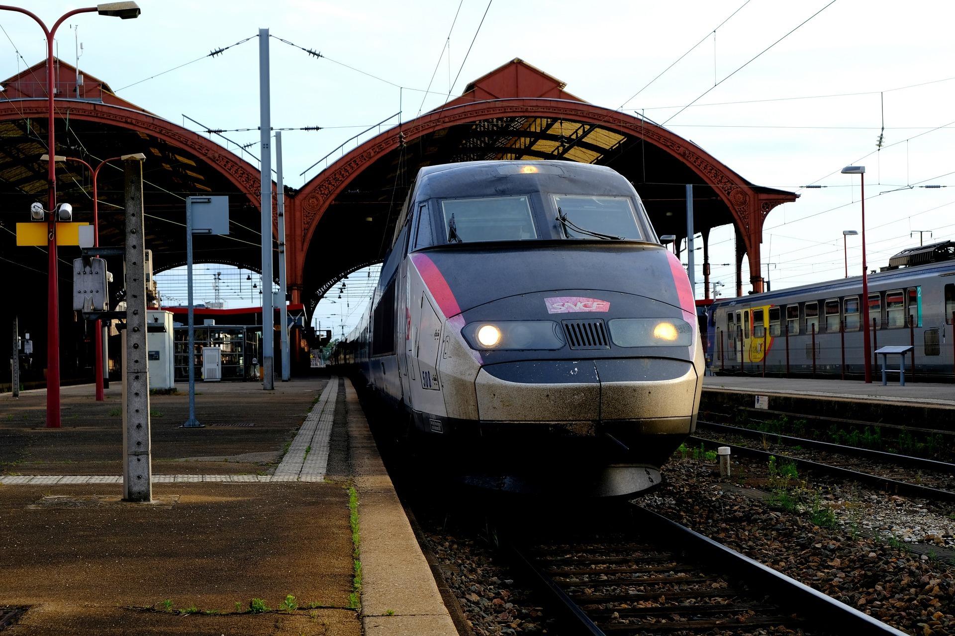 Nachhaltig mit dem Zug reisen und produktiv sein
