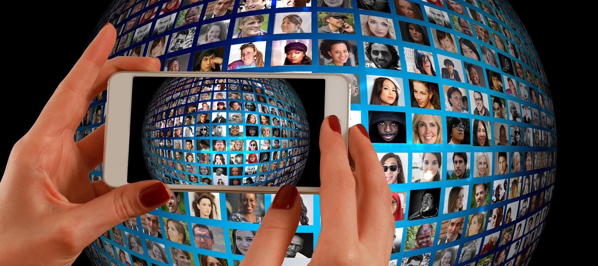 Die virtuellen sozialen Persönlichkeiten