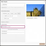 CSS-Klasse bei einem Bild in WordPress hinzufügen