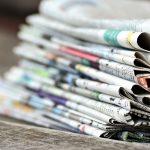 Alte Zeitungen und Magazine