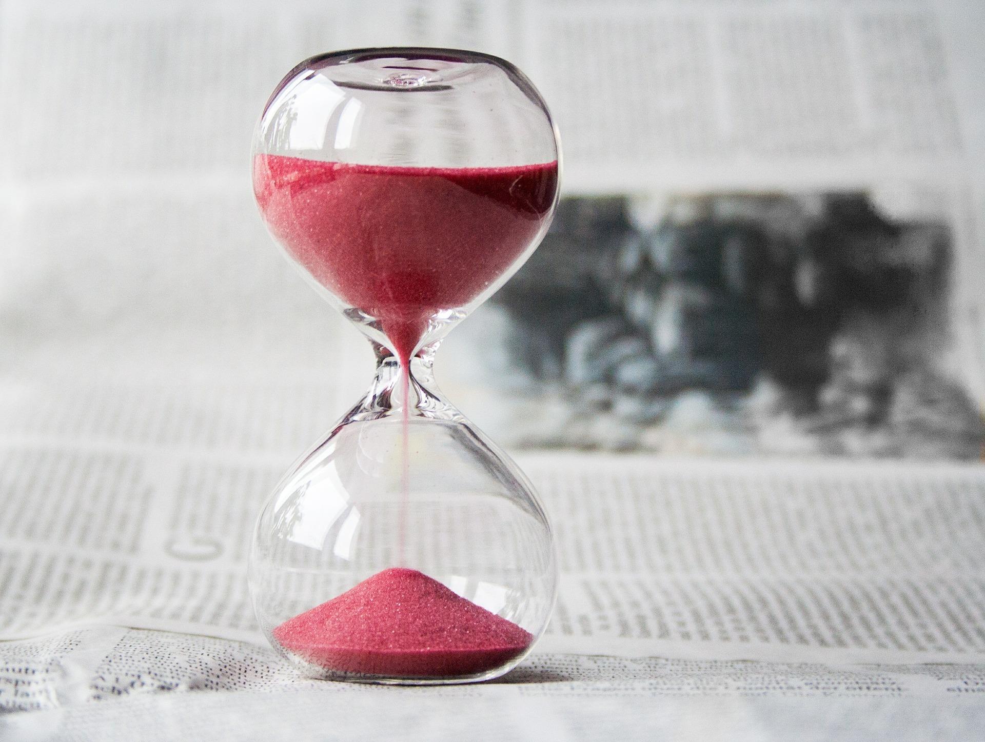 Die liebe Zeit ist einfach viel zu wenig