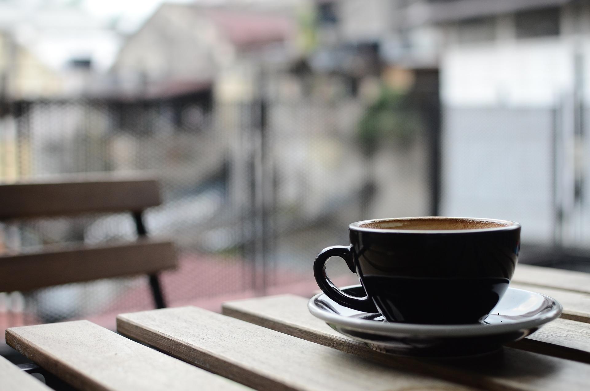 Ich geh dann mal ins Kaffee