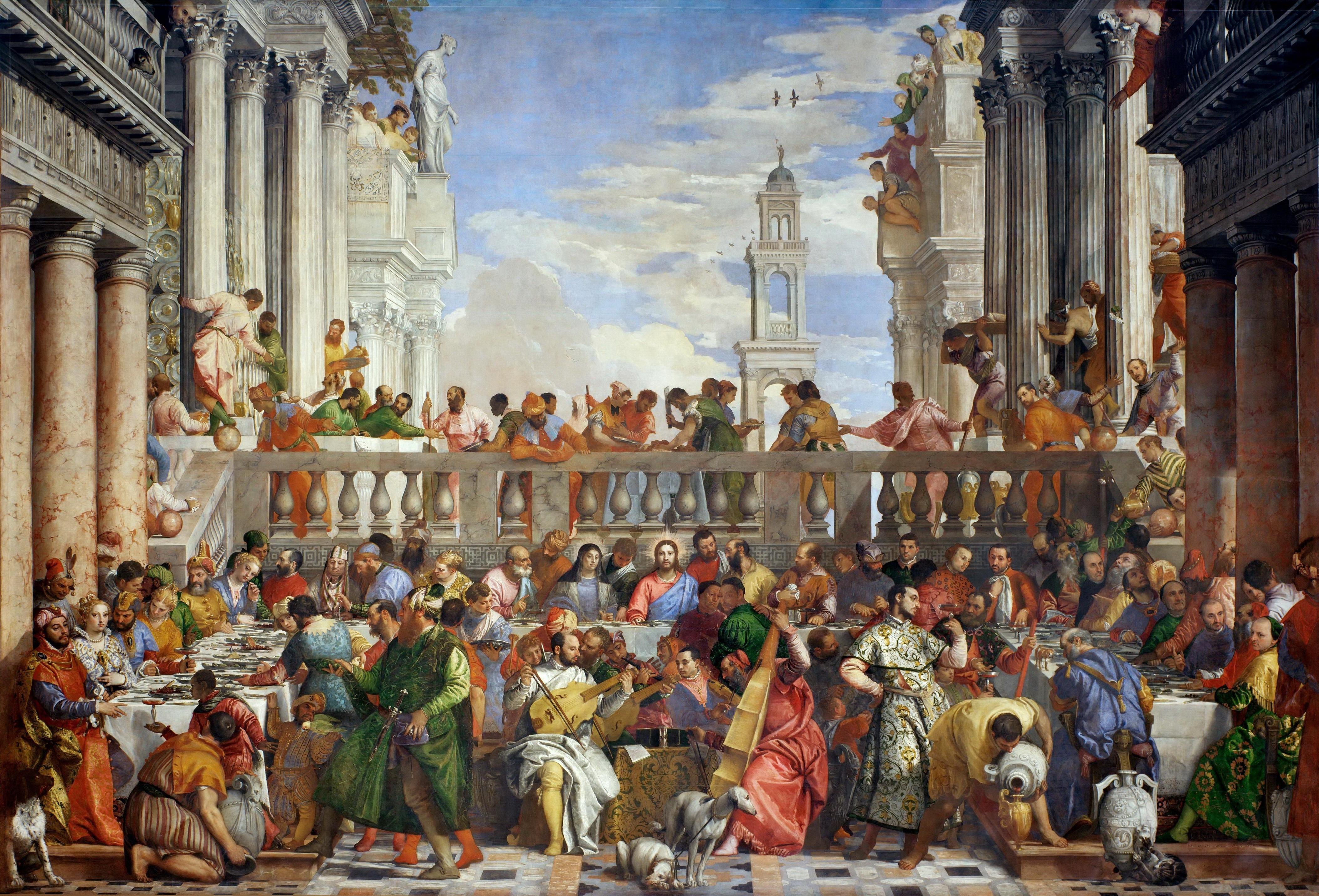 Die Hochzeit von Kana