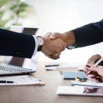 Wir freuen uns auf eine gegenseitige und nutzbringende Geschäftsbeziehung