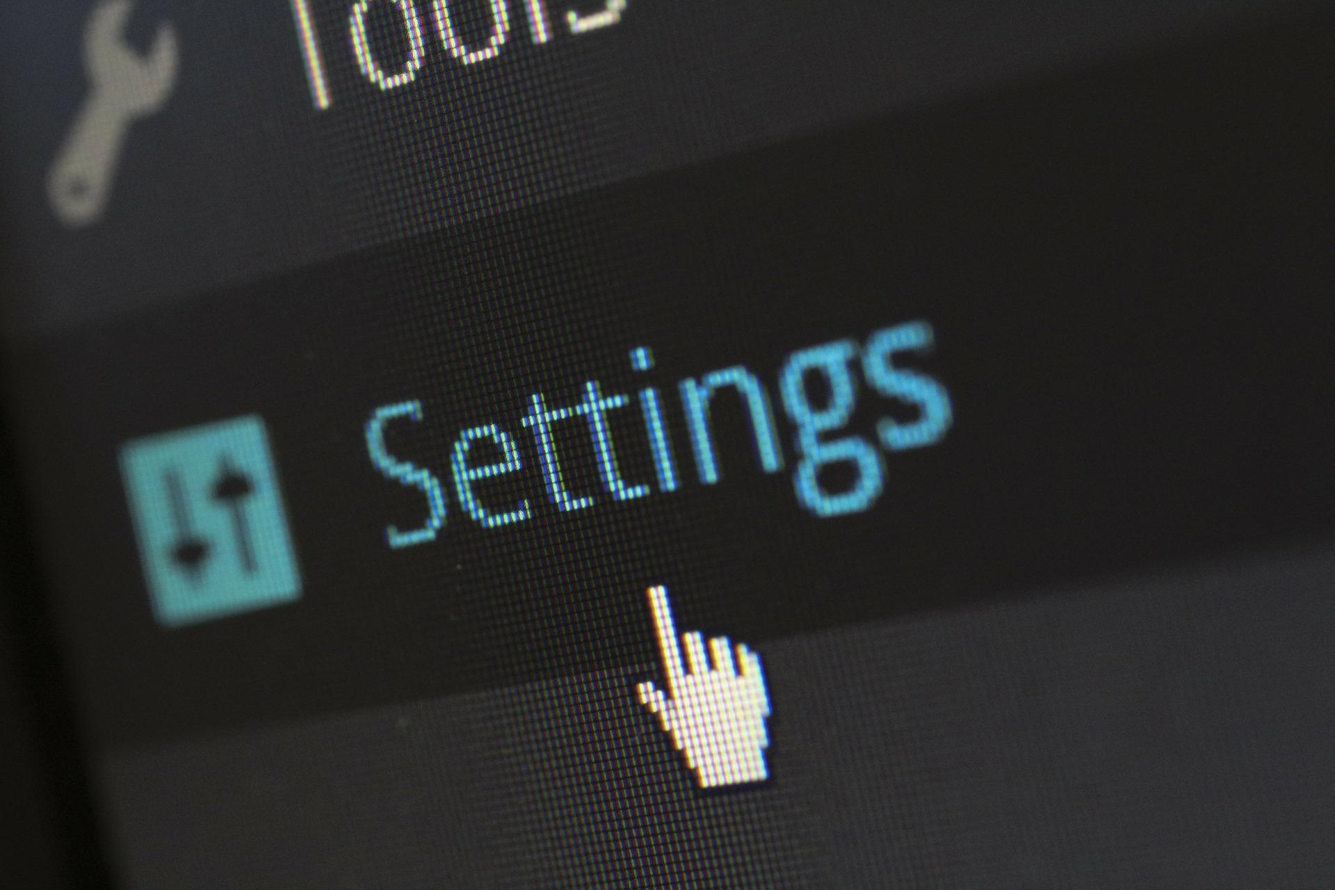 Deinen WordPress-Blog wo anders speichern