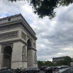 Endlich wieder in Paris