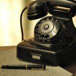 Später! Dann ruf ich dich an!