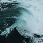 Da rollte eine Welle...