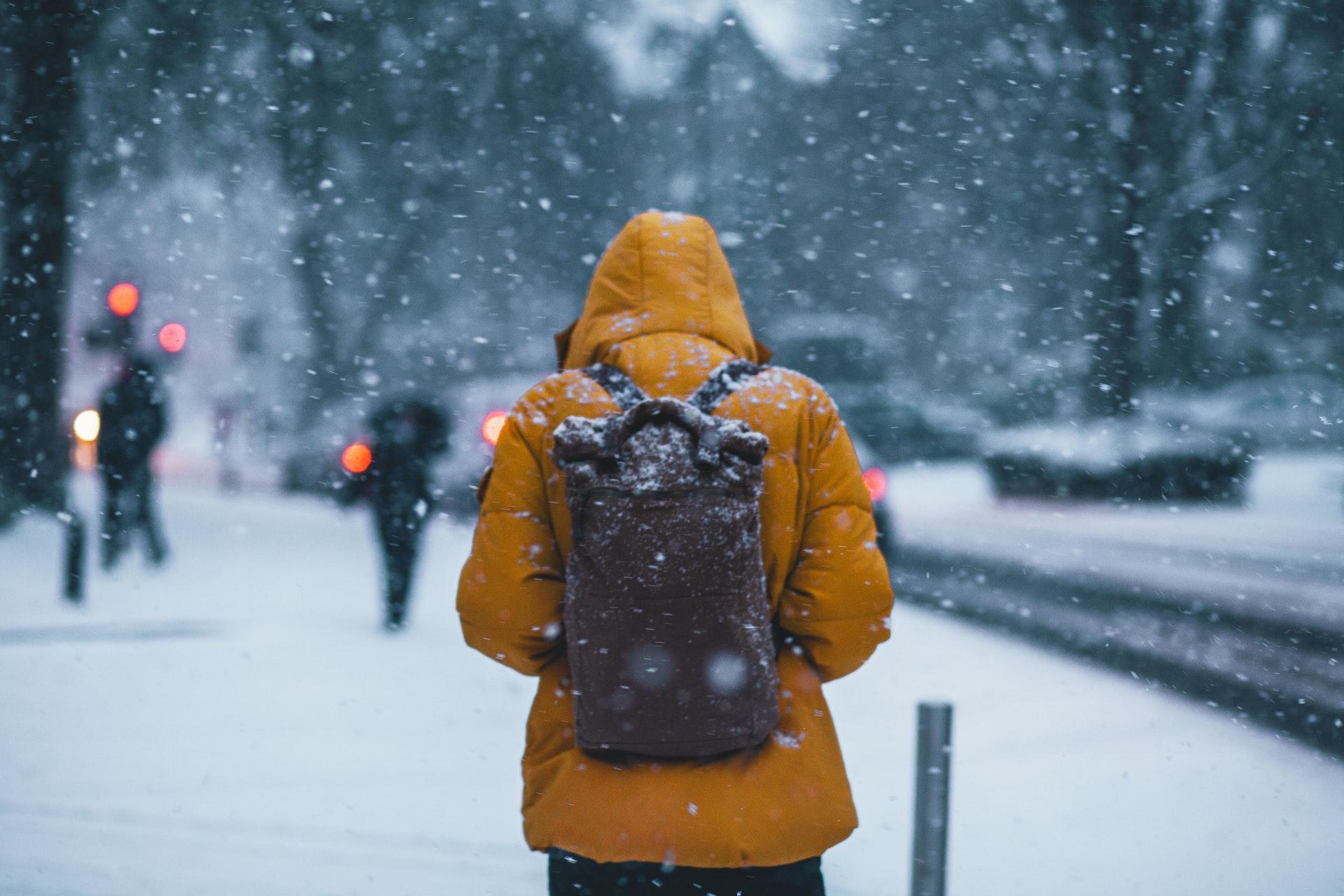 Kalt und immer kälter...