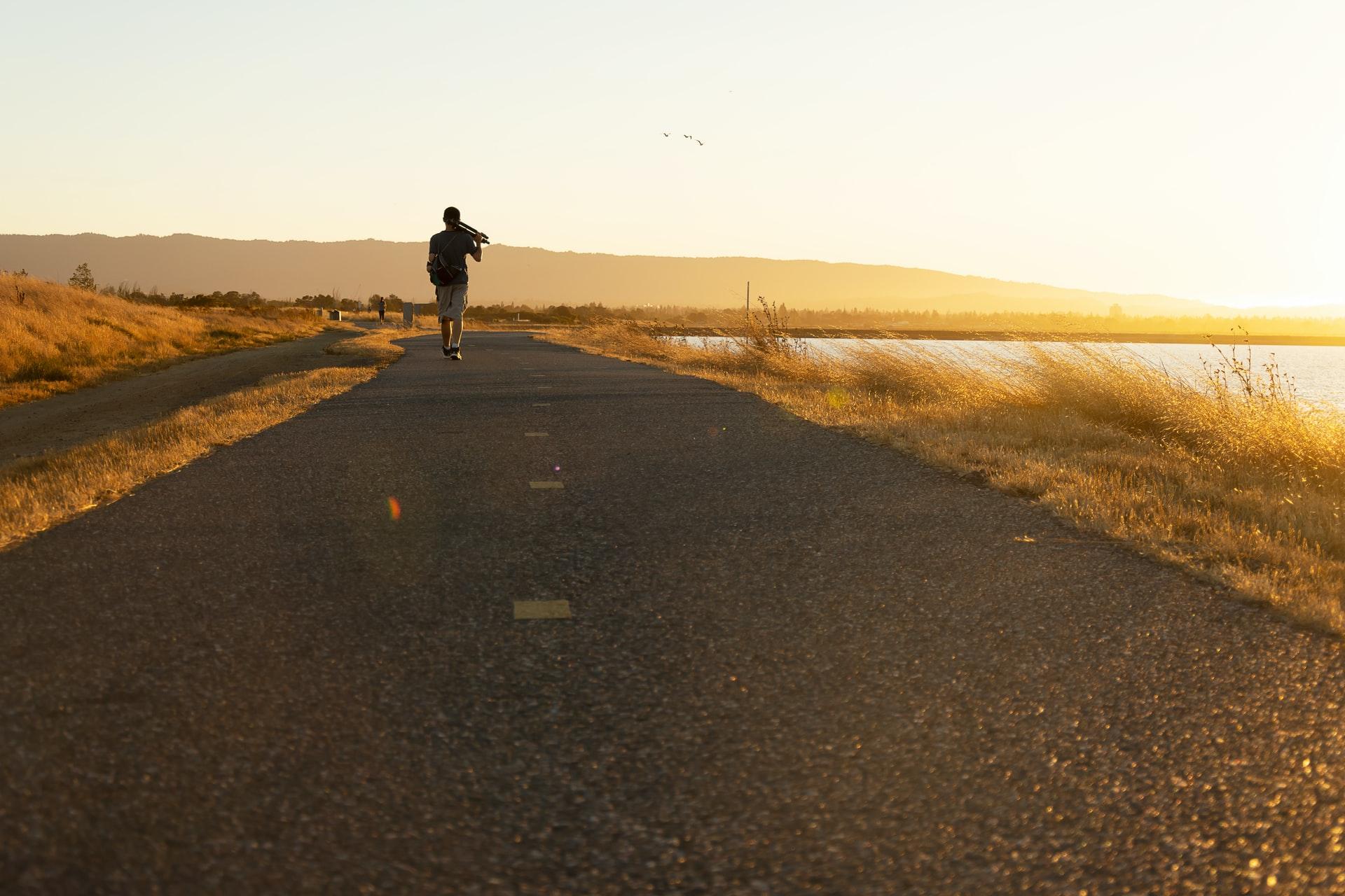 Warum laufen wir?